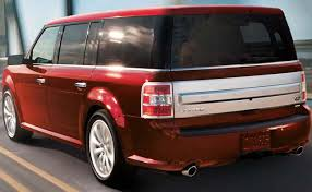 2018 ford flex review redesign features engine release date
