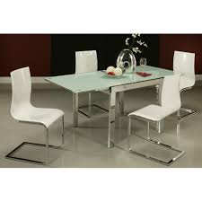 dining room table round dining room narrow extendable dining table with round glass top