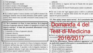 test d ingresso medicina test medicina 2016 il quiz un copia e incolla dei manuali