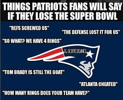 Super Bowl Sunday Meme - patriots falcons memes best funny super bowl 2017 memes heavy com