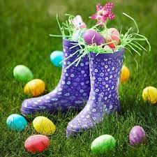 Easter Outdoor Decorations Diy by 707 Best Easter Favors U0026 Decor Images On Pinterest Easter Ideas