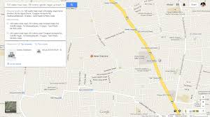 India Google Maps by How To Find Home Location In Google Technology Speaks
