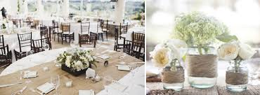 decorations decorating interesting burlap table runner for home