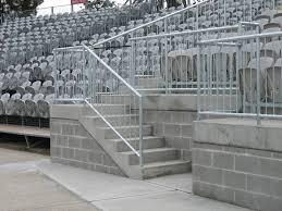 Galvanised Handrail Galvanised Balustrade Elite Balustrades