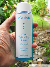 Toner Wardah Berjerawat review wardah pore tightening toner free formula one