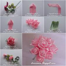 ribbon flowers archives i creative ideas