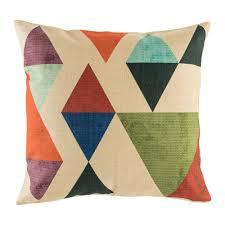 Striped Cushions Online Buy Phoenix Pop Cushion Cover Online Simply Cushoins