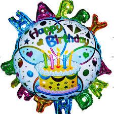 wholesale balloons the new aluminum balloons umbrella happy birthday party decoration