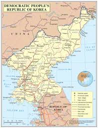 Maps O Maps Of North Korea Dprk Map Library Maps Of The World