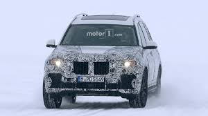 bmw x7 flagship flexes its muscles in the snow bmwcoop
