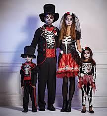 day of dead costume brilliant costume ideas for the whole family asda