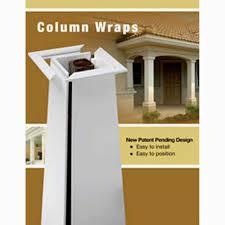 Front Porch Post Wraps by Front Porch Columns Home Depot U2013 Decoto