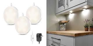 best cabinet kitchen led lighting best led cabinet lighting led counter reviews