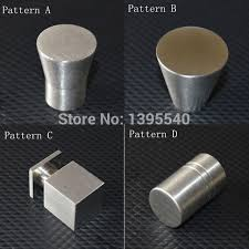 solid stainless steel cabinet pulls new square cabinet hanle modern furniture cabinet knobs solid