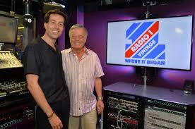Radio One Jimi Tony Blackburn Returns To Radio 1 To Celebrate 50 Years Of The
