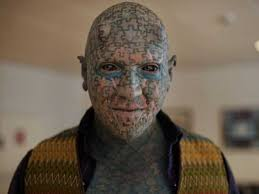 10 of the most tattooed people in the world