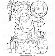 christmas pictures to colour tags gifts and toys coloring pages