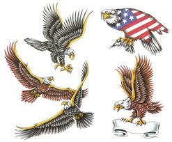 eagle tattoo designs the bald flying eagle u0027s tattoos