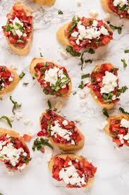 141 best appetizer bruschetta crostini images on pinterest
