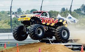 bigfoot the monster truck tonka bigfoot monster trucks wiki fandom powered by wikia