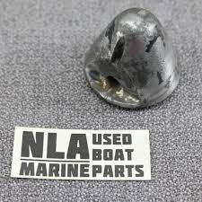johnson evinrude 15hp 376501 0376501 propeller prop nut cone fd 10