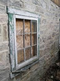 l norris hall house garage glass block