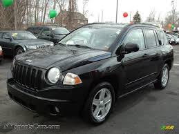 jeep compass 2008 for sale 2008 jeep compass sport 4x4 in brilliant black pearl
