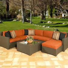 Curved Sectional Patio Furniture - online get cheap outdoor wicker sectional aliexpress com