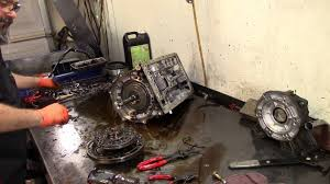 aw4 transmission teardown jeep cherokee youtube
