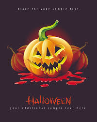 halloween flyer royalty free stock photo image 15634265
