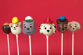themed cake pops paw patrol cake pops puppy birthday party cake pops dog