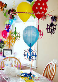 Party Chandelier Decoration Mad Hatter Tea Party How To Make A Paper Chandelier Fleece Fun