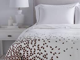Linen Bed Covers - fading cubes duvet covers collect renaissance