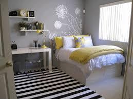 bedroom paint ideas for small bedrooms grey checkered floor tiles