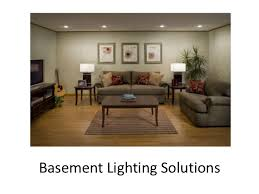 lighting solutions for basement remodeling projects