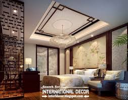 bedroom wallpaper hi def modern bedroom with gypsum false