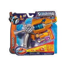 slugterra pistolet 2 0 avec 2 slugs jeu d u0027action maxi toys