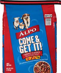 alpo come u0026 get it cookout classic dry dog food 16 lb bag