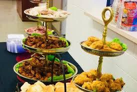 disposition cuisine food creole cuisine buffet