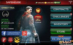 contract killer 2 mod apk contract killer 2 hd v3 0 3 mod tiền vàng cho android