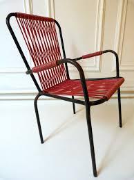chaise vintage enfant chaise enfant vintage scoubidou rouge triptyque u0026 co