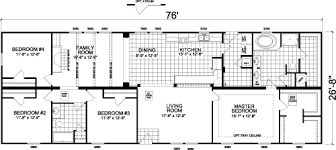 floor plans champion 879 cherokee manufactured and modular homes