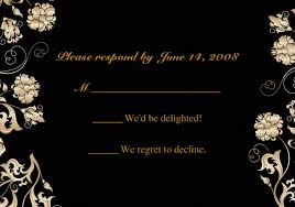 printable vintage flowers black wedding invites for garden