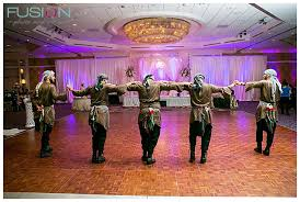 muslim wedding party faris el layl dabke performing at nada and ahmad s spectacular