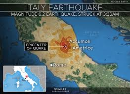 Norcia Italy Map 6 2 Shallow Earthquake Hits Central Italy Towns Just Collapsed