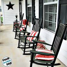 Chairs For Front Porch 6 Mistakes We Make On Our Front Porch