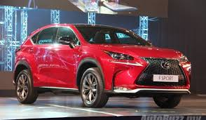 2015 lexus nx now officially in malaysia cbu japan price from