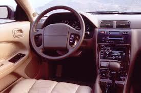 2014 Nissan Maxima Interior 1995 99 Nissan Maxima Consumer Guide Auto