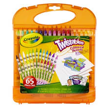 home depot color black friday color pencil kit crayola twistables colored pencils kit marker pen markers and