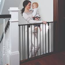 Baby Gate For Banister And Wall Baby Gates For Stairs Babies